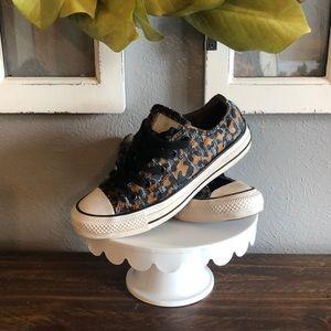 Converse Chuck Taylor Printed Oxford Sneaker 5.5